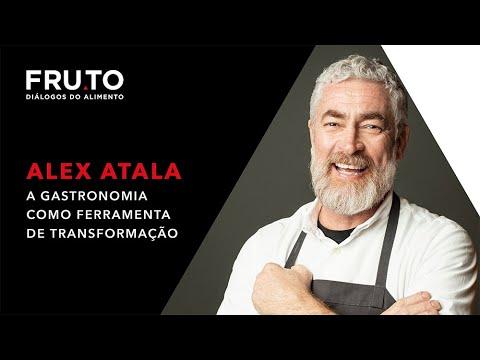 Alex Atala - A gastronomia como ferramenta de transformação