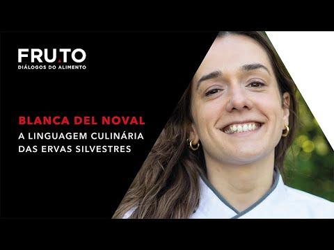 A linguagem culinária das ervas silvestres - Blanca Del Noval