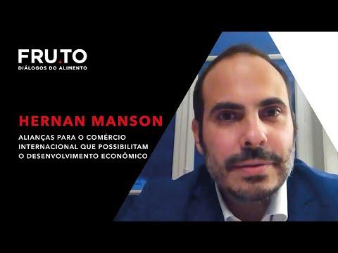 Hernan Manson - Alianças para o comércio internacional que possibilitam o desenvolvimento econômico