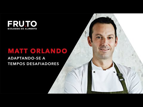 Matt Orlando - Adaptando-se a tempos desafiadores