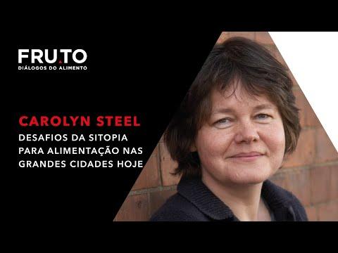 Desafios da Sitopia para alimentação nas grandes cidades hoje - Carolyn Steel